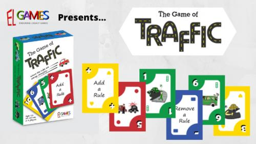 The Game of Traffic
