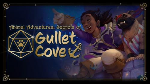 Animal Adventures: Secrets of Gullet Cove