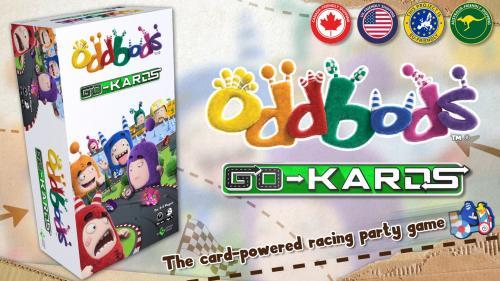 Oddbods G0-KARDS