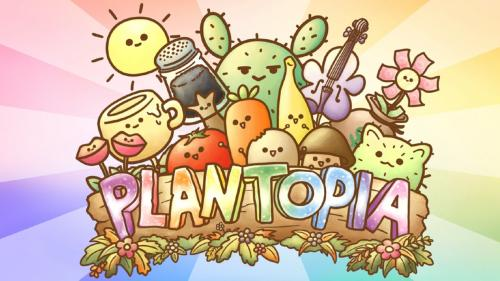 Plantopia: The Card Game