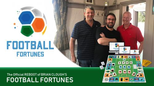 Football Fortunes 2019 Classic Board & Computer Game Reboot