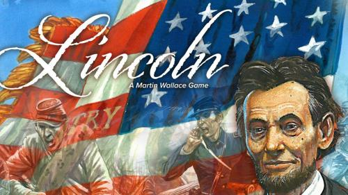 Martin Wallace s Lincoln ACW board game