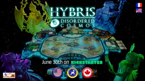 Hybris - Disordered Cosmos