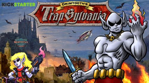 Grimtooth s Trapsylvania (DCC Sourcebook)