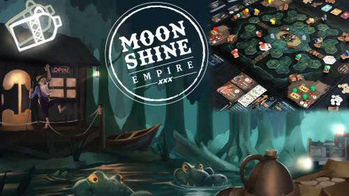 Moonshine Empire