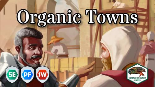 Organic Towns