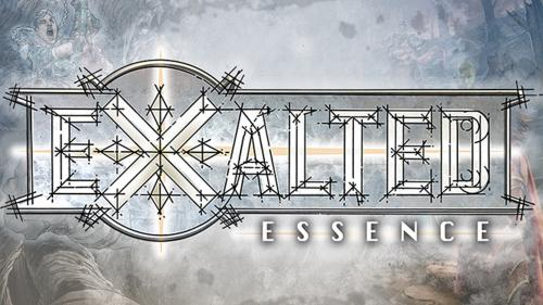 Exalted: Essence Tabletop Roleplaying Game