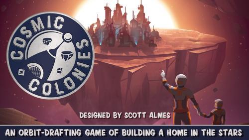 Cosmic Colonies by Floodgate Games