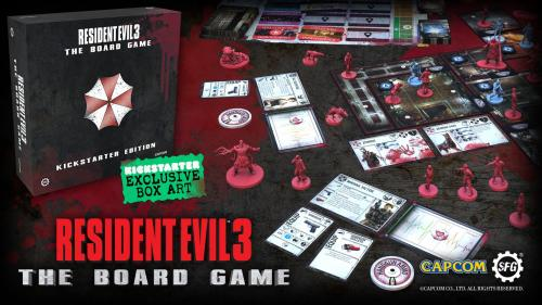 Resident Evil™ 3: The Board Game