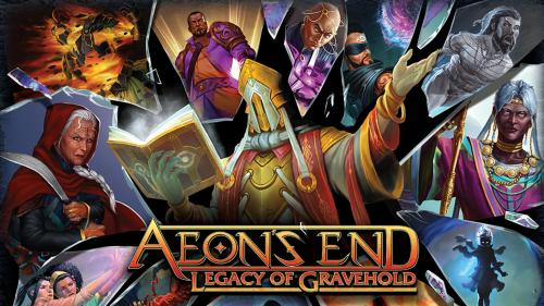 Aeon s End: Legacy of Gravehold