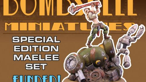 Bombshell Special Edition Maelee Set