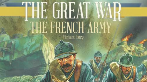 Richard Borg s The Great War: French Army expansion