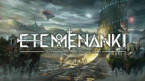 Etemenanki, Technofantasy Role Playing Game