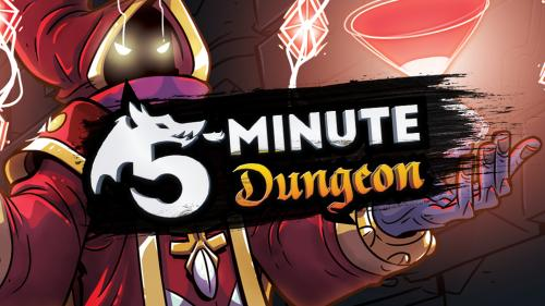 5-Minute Dungeon: The Most Fun You Can Have in 5 Minutes