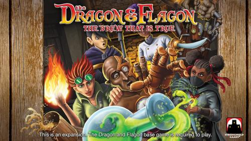 The Dragon & Flagon: The Brew That Is True