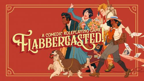 Flabbergasted! A comedic tabletop RPG