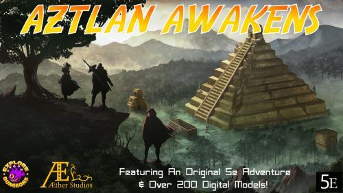 Aztlan Awakens