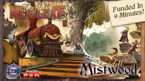 Everdell: Newleaf, Mistwood, and The Complete Collection
