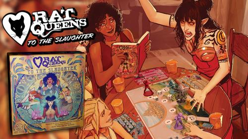 Rat Queens: To the Slaughter