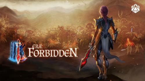 Era: Forbidden - an RPG of hope in an invaded world