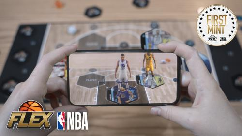 Flex NBA | A Basketball Strategy board game