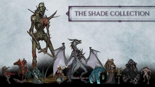 Counterspell Miniatures: The Shade Collection
