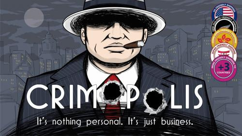 CRIMOPOLIS - It s nothing personal. It s just business.