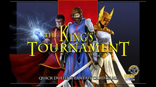 The King s Tournament Card Game
