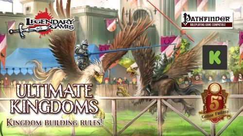 Ultimate Kingdoms for DnD 5E or PFRPG