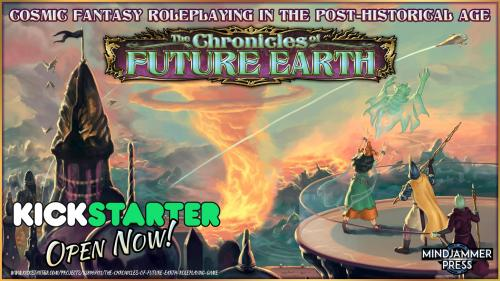 The Chronicles of Future Earth Roleplaying Game