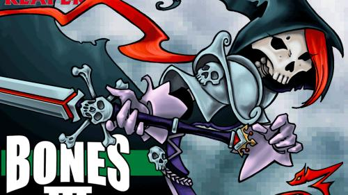 Reaper Miniatures Bones 3: The Search for Mr. Bones!
