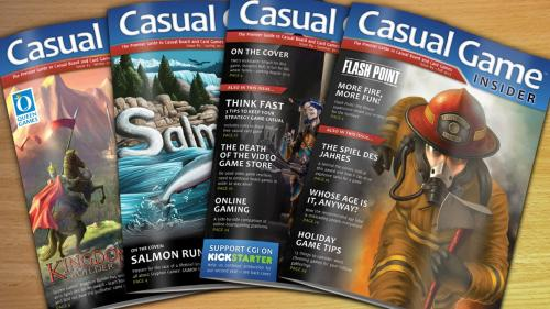 Casual Game Insider Magazine (Year 2)