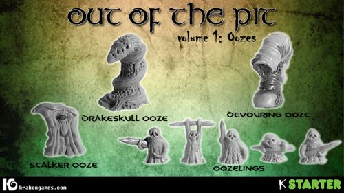 Out of the Pit: 28mm Dungeon Miniatures