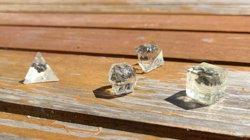 Meteorite Dice