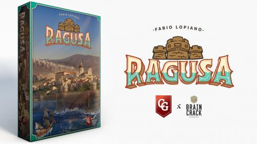 RAGUSA - Beautiful, Strategic Eurogame for 1-5 Players