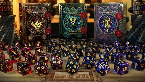 Elder Dice: Shards of Illumination