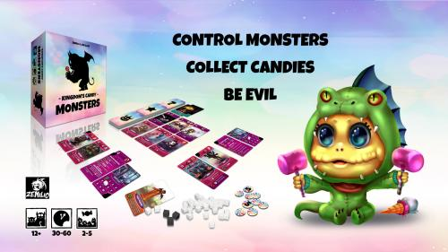 Kingdom s Candy: Monsters