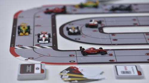 Tuning Madness F1 board game