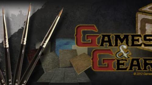 Games & Gears Pro Studio Brushes