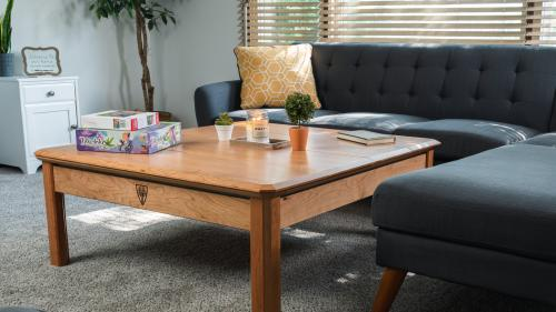 The Wyrmwood Modular Gaming Table: Coffee & Dining Models