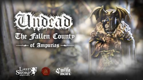 Undeads, The Fallen County of Ampurias.