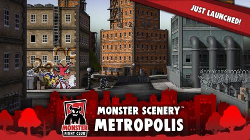 Monster Scenery: Metropolis