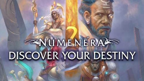 Numenera 2: Discovery and Destiny