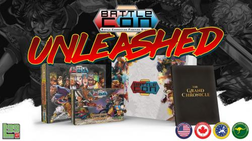 BattleCON: Unleashed - The Ultimate BattleCON Edition!