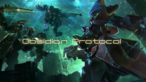 Obsidian Protocol: Mecha Miniature Wargame