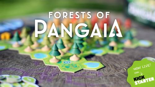 Forests of Pangaia