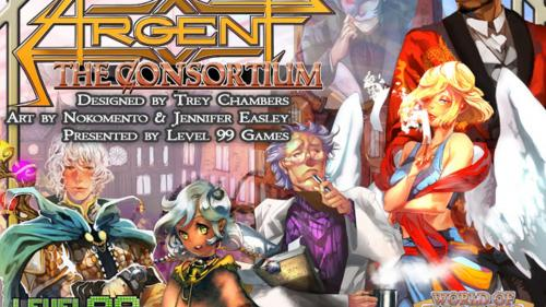 Argent: the Consortium - Influence. Intrigue. Power.