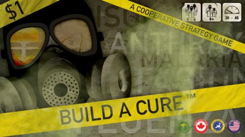 Build A Cure: The Bunker