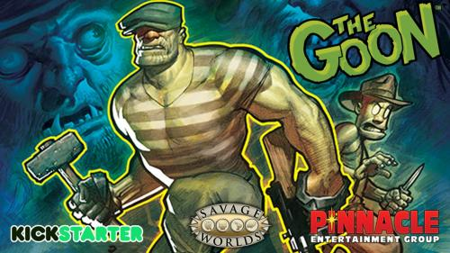 The Goon™ for Savage Worlds