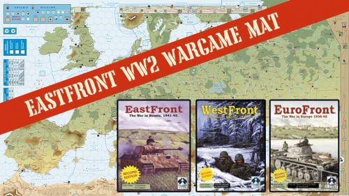 EastFront Series Wargaming Map and Bundle!